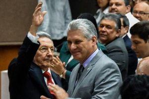 Ông Miguel Díaz-Canel giữ chức Chủ tịch HĐNN Cuba