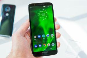 Moto G6 ra mắt: Camera kép, Snapdragon 630, giá từ 250 USD