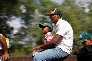 Những chuyến tàu chở 'giấc mơ Mỹ' xuyên Mexico