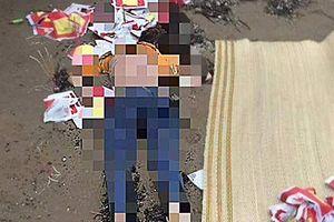Phát hiện thi thể nữ sinh trôi dạt ở bờ biển