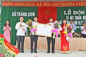 Phấn đấu sớm đưa Đô Lương trở thành thị xã