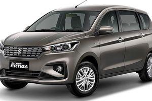 Xe 7 chỗ giá rẻ Suzuki Ertiga 2018 ra mắt tại Indonesia