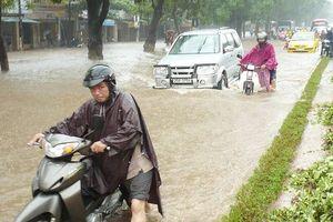 Hà Nội còn 15 điểm ngập úng mùa mưa 2018