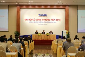 THACO và chiến lược sau năm 2018