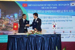 Kim ngạch thương mại giữa Việt Nam và Hàn Quốc sẽ đạt 100 tỷ USD đến năm 2020