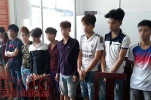 Vụ giết người ở Công viên Gia Phú: Tạm giữ 10 nghi can