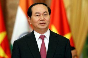 Toàn văn thư chúc Tết Mậu Tuất 2018 của Chủ tịch nước Trần Đại Quang