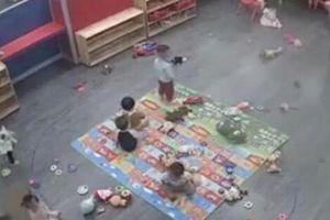 Nghệ An: Giáo viên mầm non đánh học sinh gây phẫn nộ