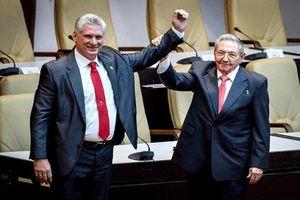 Vì sao ông Diaz-Canel được tín nhiệm bầu làm Chủ tịch Cuba?