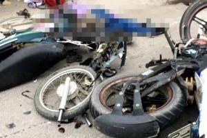 Hai mô tô đâm nhau trên đường Xuyên Á, 3 người tử vong