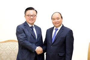 Samsung mở rộng hơn quy mô tại Việt Nam