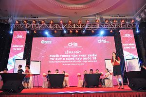 Ra mắt chuỗi trung tâm tư duy và sáng tạo quốc tế đầu tiên tại Hà Nội