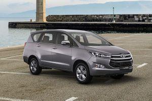 Giá xe Toyota Innova tại Việt Nam chênh lệch bao nhiêu so với các nước Đông Nam Á?