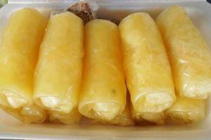 Bánh cuốn ngọt ở Sài Gòn: 20 năm vẫn giữ được hương vị truyền thống