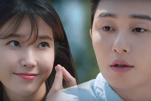 Fan 'bấn loạn' vì sự kết hợp đầu tiên của IU và Park Seo Joon trong clip 'nhá hàng' phim mới?