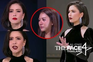 'Drama' như chị đẹp The Face Thailand All-Stars: Vẽ môi thâm rồi mới nói chuyện với thí sinh