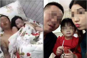 Tiết lộ sốc về người chồng 'mây mưa' với bồ nhí để vợ uất ức livestream lên Facebook