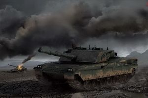Không phải T-90 hay Leopard, đây mới là xe tăng 'nồi đồng cối đá' nhất thế giới
