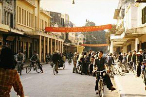 Hà Nội được quy hoạch thành thành phố hiện đại từ năm 1961