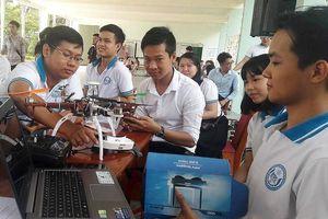 Những sáng chế của sinh viên lọt vào tầm ngắm của doanh nghiệp