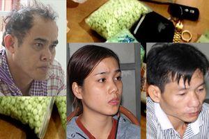 Bắt giữ 11 kg ma túy từ Camphuchia về Việt Nam, khởi tố 10 bị can