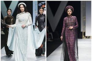 Ngọc Trinh e ấp làm 'nàng dâu', Tú Hảo catwalk không kém model chuyên nghiệp