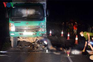 Thông tin mới nhất vụ tai nạn ở Quảng Trị khiến 4 thanh niên tử vong