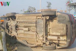 Ô tô tông 2 xe máy điện, 1 học sinh tử vong, 3 nguy kịch