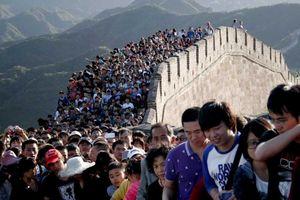 Choáng váng hình ảnh đông đúc khủng khiếp ở Trung Quốc