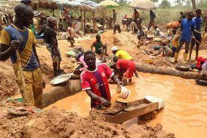 Doanh nghiệp TQ đào vàng, gây rối loạn tại Cameroon