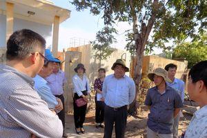 Ninh Thuận vắt chân lên cổ lo nước sinh hoạt giữa đại hạn