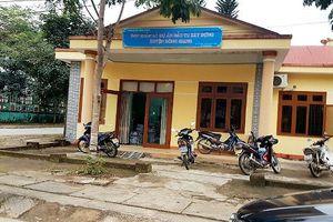 Chuyển công tác Giám đốc Ban QLDA huyện tại Quảng Nam bị 'tố' thiếu bằng cấp?