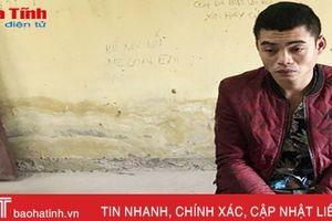'Cuỗm' 58 triệu đồng ở Hà Tĩnh, ra Vinh mua điện thoại xịn