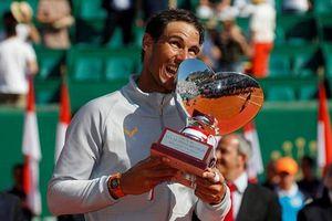 Xem Nadal 'càn quét' Monte Carlo 2018, hoàn thành cú La Undecima