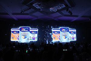 Sơn Dulux ra mắt sản phẩm mới công nghệ đột phá