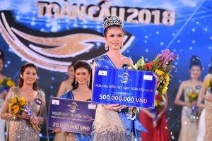 Người đẹp 1999 đăng quang Hoa hậu Biển 2018