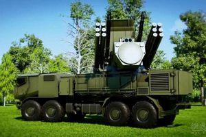 Nga bí mật đưa phiên bản Pantsir tối tân nhất sang Syria 'thử lửa'?