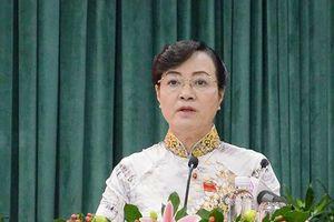 HĐND TP miễn nhiệm chức phó chủ tịch với ông Lê Văn Khoa