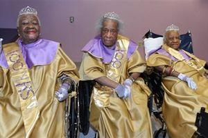 Bí quyết 3 cụ sống trăm tuổi: Không chồng, nhiều bạn giai