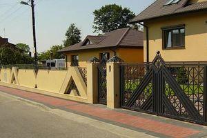 10 mẫu hàng rào bê tông đẹp kín đáo không thể bỏ qua