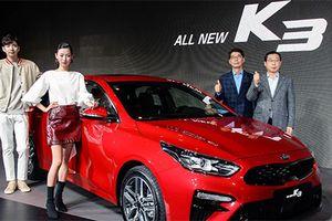 Chi tiết Kia K3 thế hệ mới giá hơn 300 triệu đồng