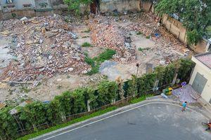 Phản đối xây trường, cư dân chung cư 75 Tam Trinh bị đe dọa
