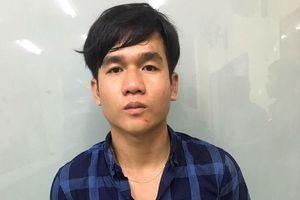 TP.HCM: Bắt tên cướp giật kéo lê cô gái trên đường phố
