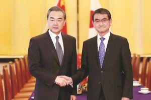 Nhật - Trung và những mâu thuẫn khó hóa giải