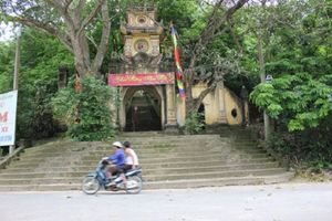 Kỳ bí ngôi đền linh thiêng và những bí mật nơi hậu cung