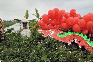 Thực hư 'cụ rồng' bay 93 km từ Nam Định về Hải Phòng tìm mộ