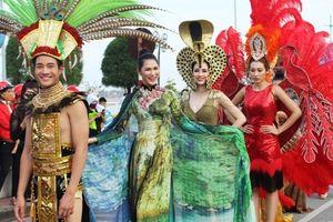 Lễ hội đường phố lớn nhất miền Trung