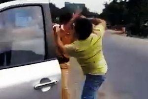 Công an thông tin về clip 'dân đánh CSGT'