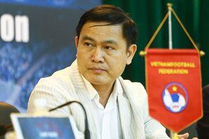 Bầu Tú rút khỏi cuộc đua Phó chủ tịch VFF