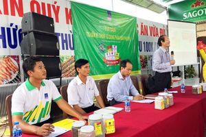 Đạm Phú Mỹ tư vấn kỹ thuật bón phân cho nông dân